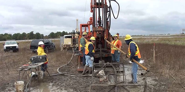 soil testing service geotechnical investigation rockwall tx dfw best companies near me services fortress foundation systems
