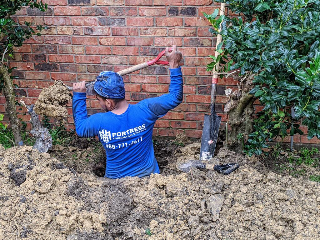 foundation repair rockwall tx residential commercial best companies near me services fortress foundation repair systems 5